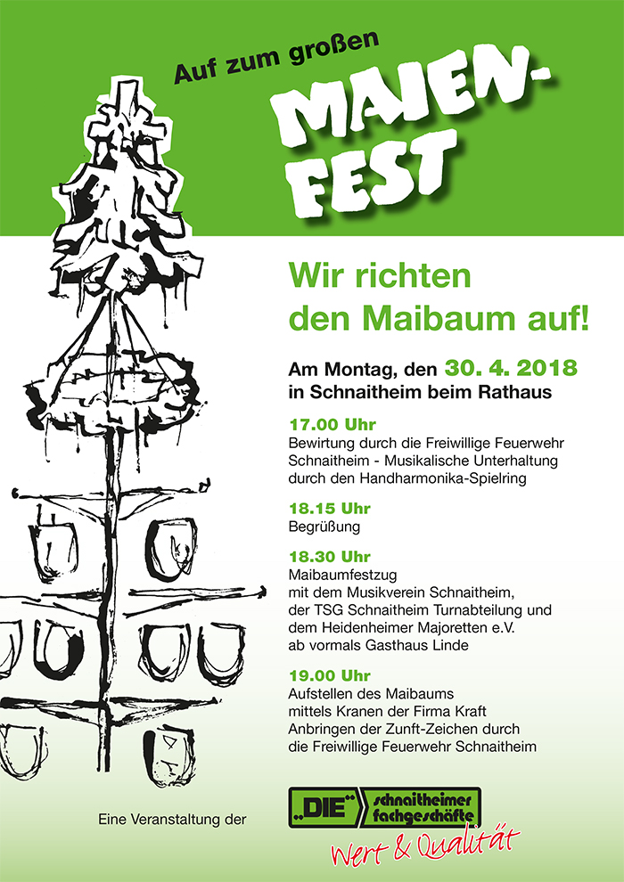 Maienfest 2018